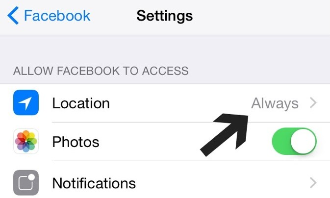 facebook messenger location 4
