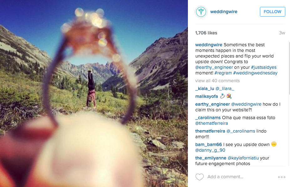 how to use hashtag on instagram