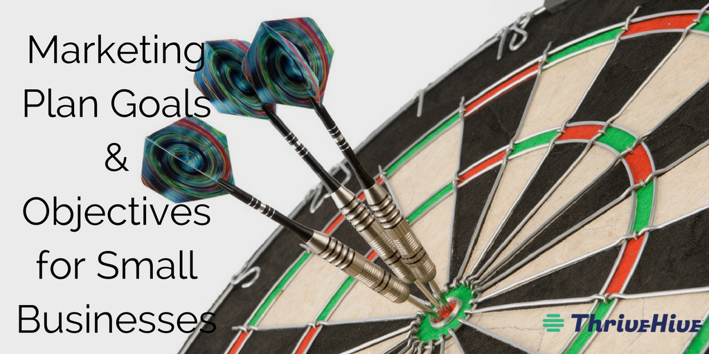Marketing Plan Goals and Objectives for Small Businesses
