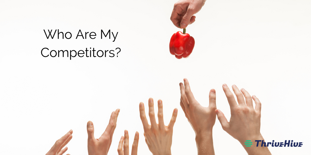 Who Are My Competitors?