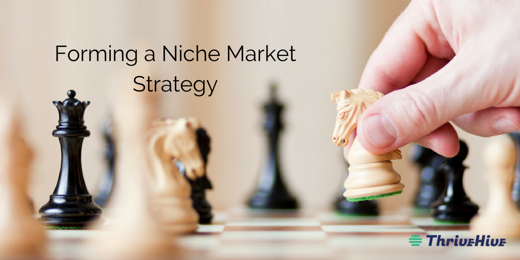 Forming a Niche Market Strategy