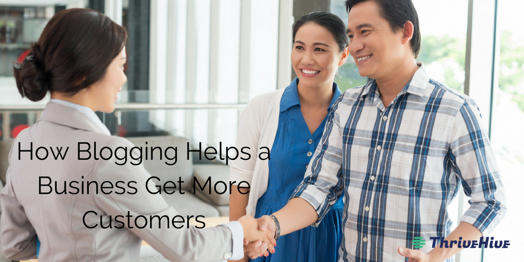 How Blogging Helps a Business Get More Customers