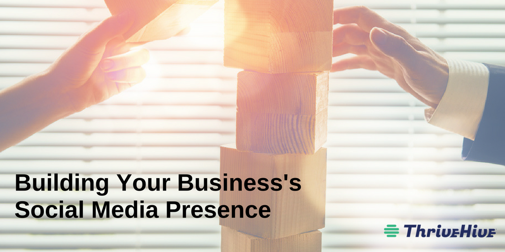 building your business's social media presence