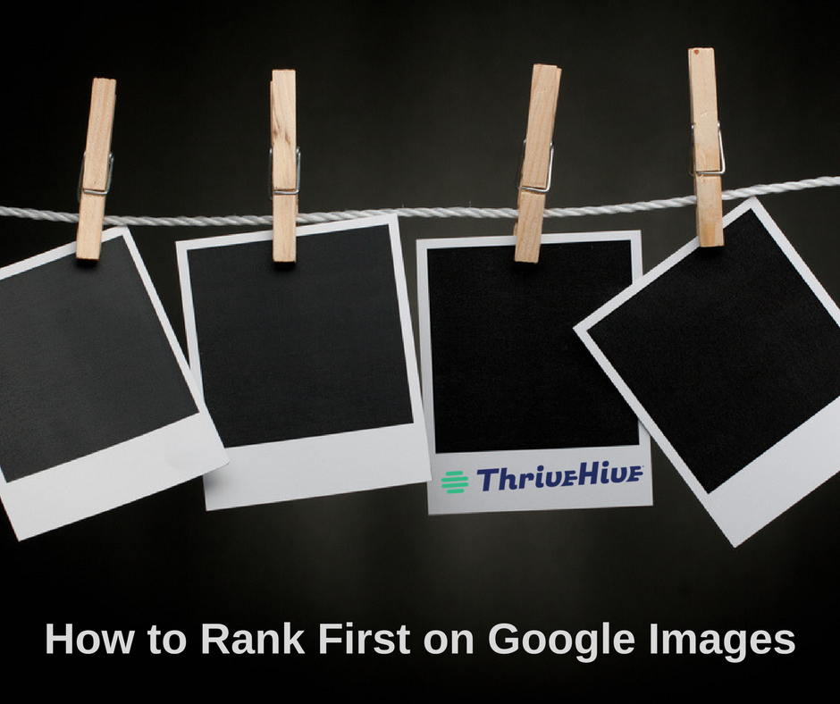 how to rank first on google images