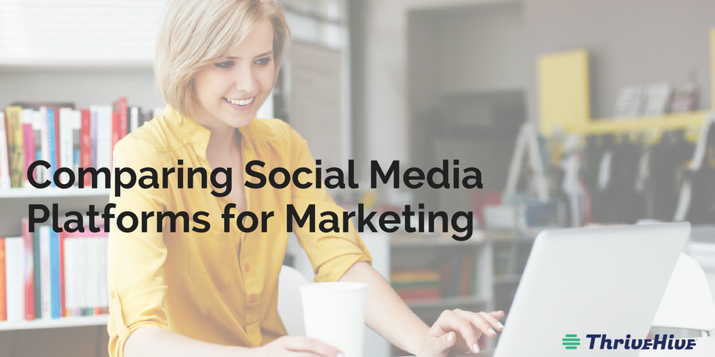 Comparing Social Media Platforms for Marketing