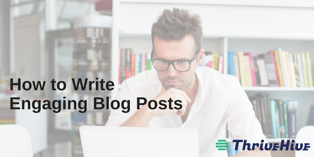 How to write engaging blog posts
