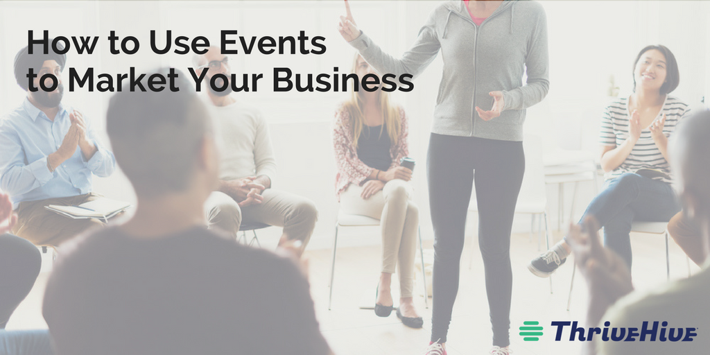 How to Use Events to Market Your Business