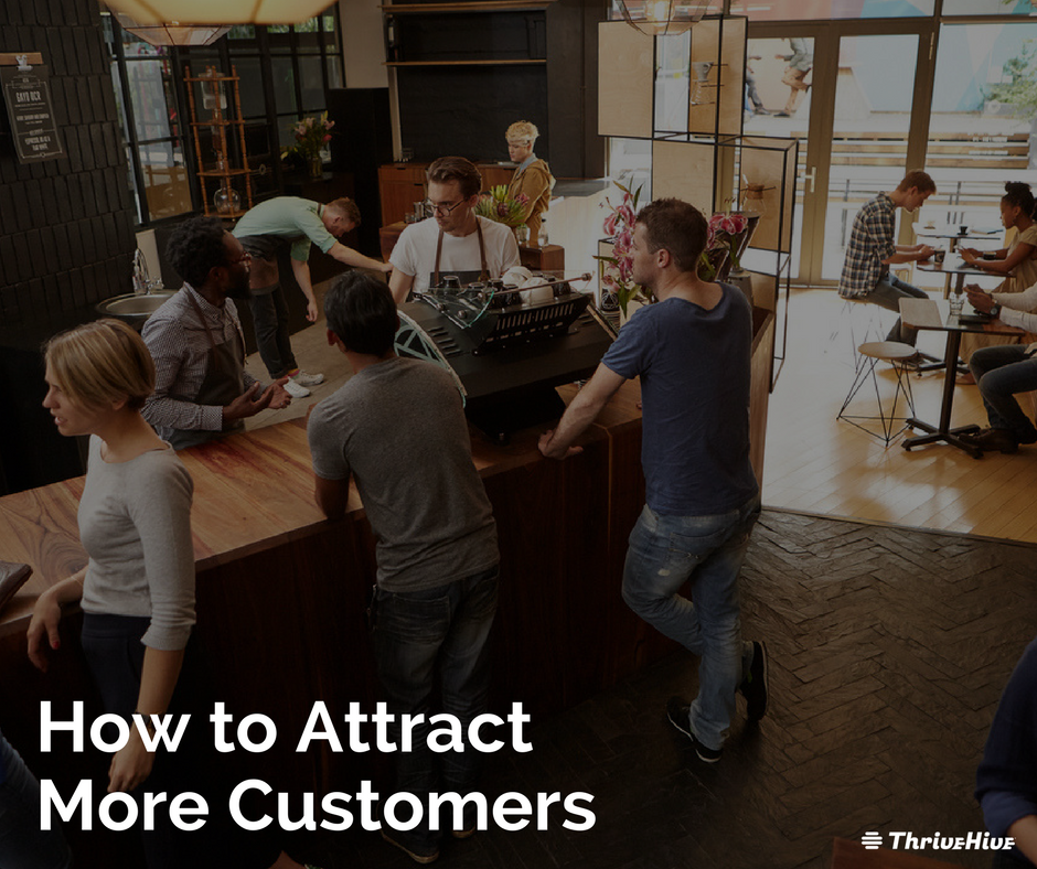 tips on how to get more customers for your small business