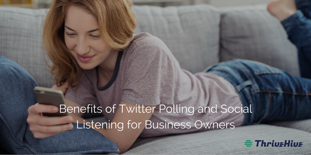 Benefits of Twitter Polling and Social Listening for Business Owners