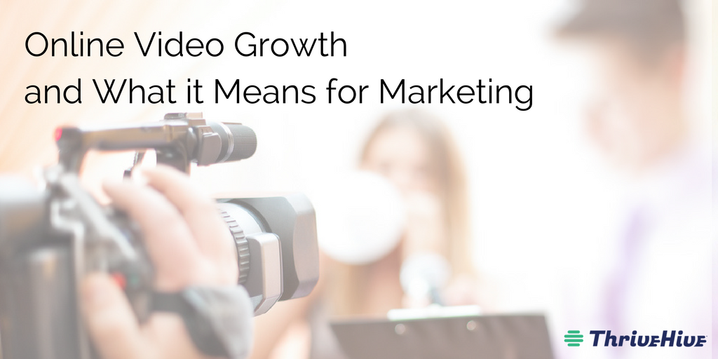 Online Video Growth and What it Means for Marketing