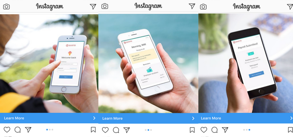 UPLOADING 1 / 1 – examples of instagram ads.png ATTACHMENT DETAILS examples of instagram ads