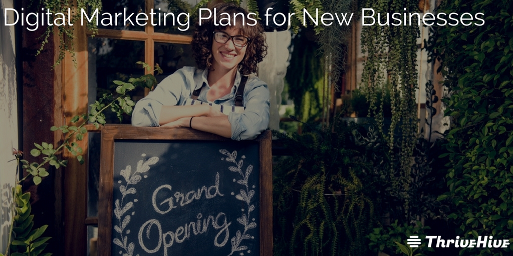 Example Digital Marketing Plans for New Businesses