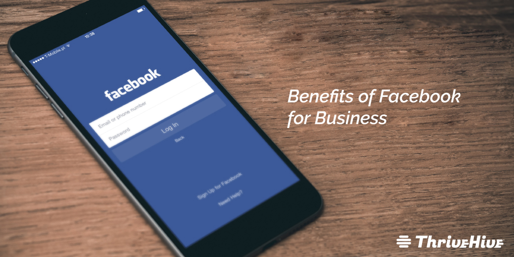 Benefits of Facebook for Business