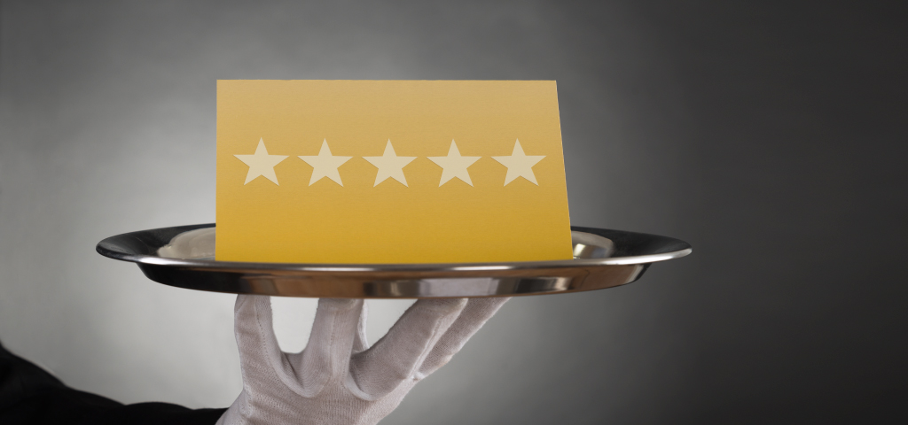 How to Get Five Star Reviews