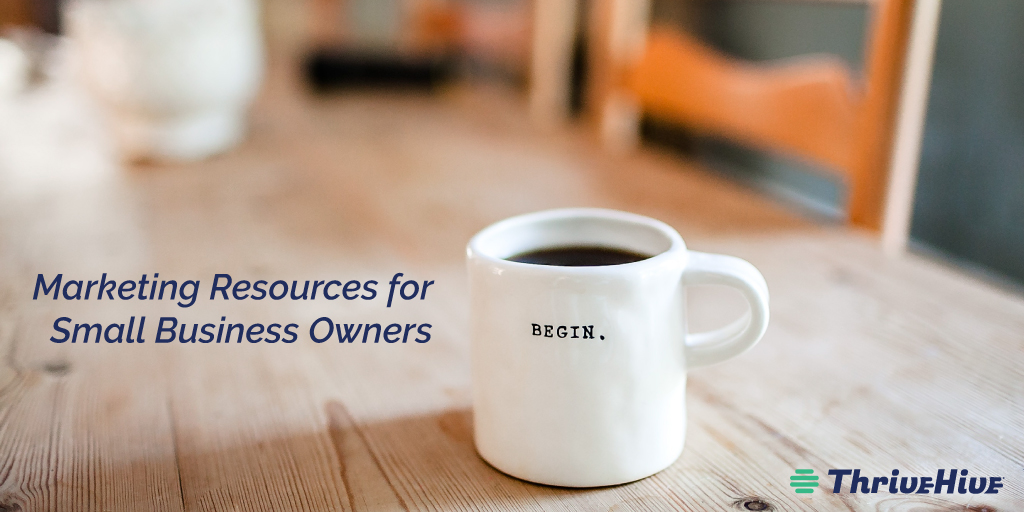 Marketing Resources for Small Business Owners