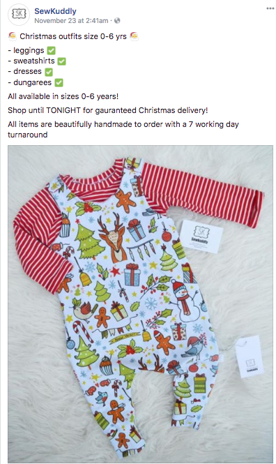 facebook holiday post ideas christmas gear