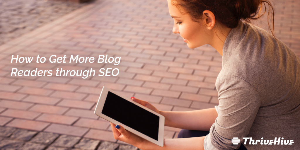 How to Get More Blog Readers through SEO