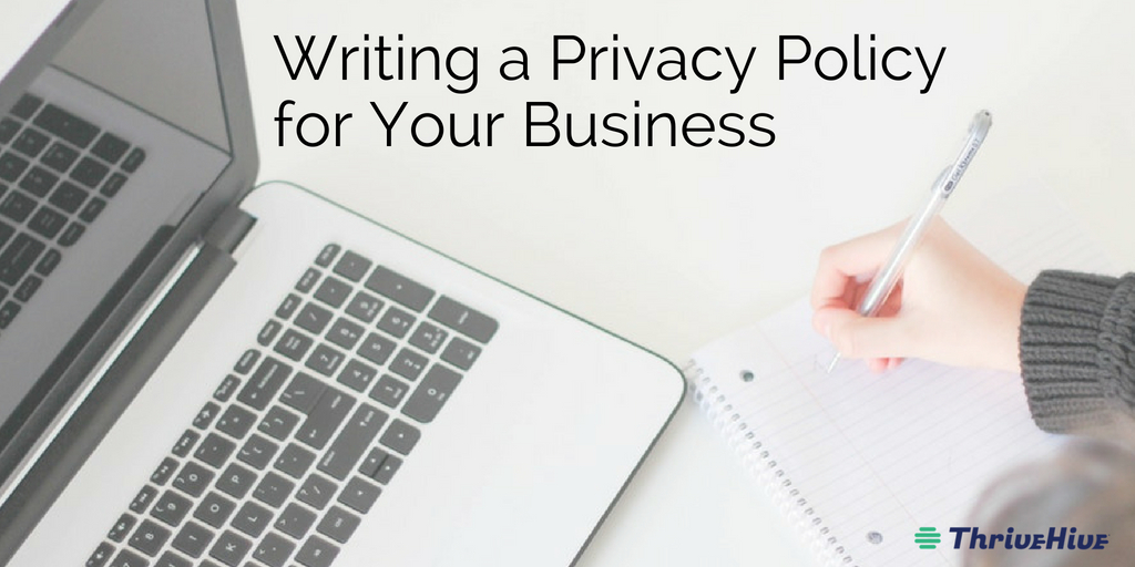 Writing a Privacy Policy for Your Business (1)