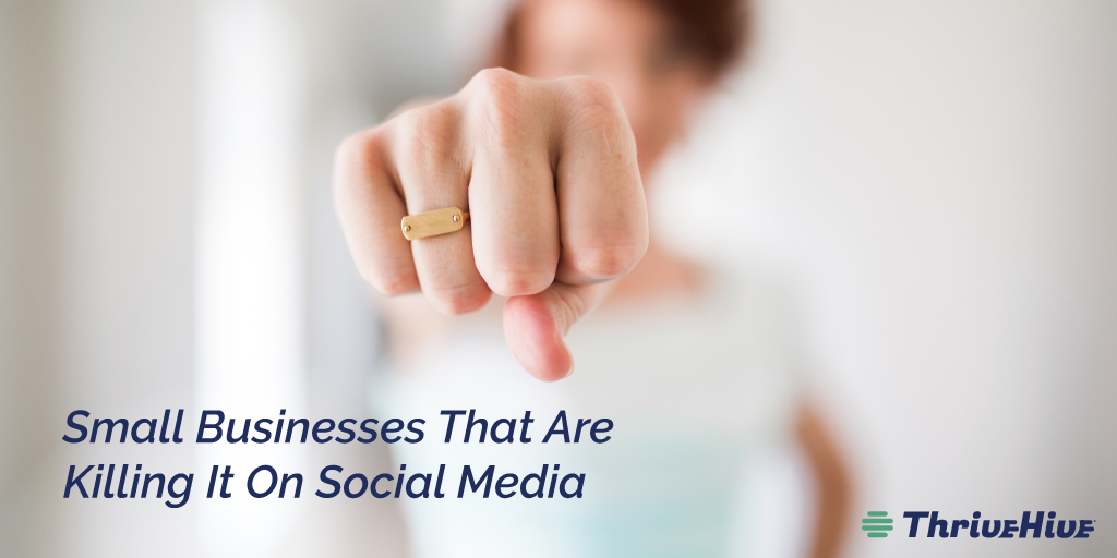Small Businesses That Are Killing It On Social Media