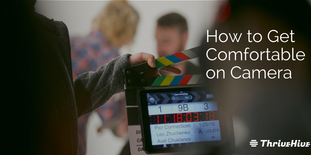 Tips for Getting Comfortable on Camera for Video Marketing