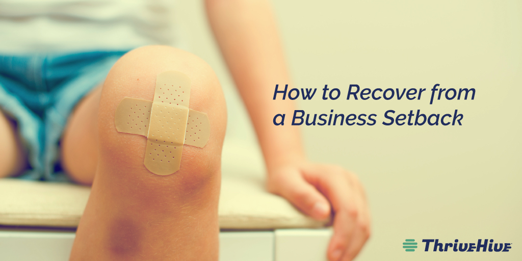 How to Recover from a Business Setback