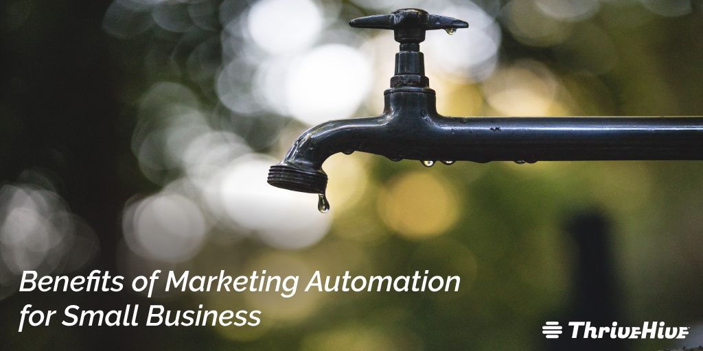 Benefits of Marketing Automation for Small Business