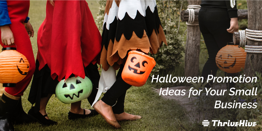Halloween Promotion Ideas for Your Small Business