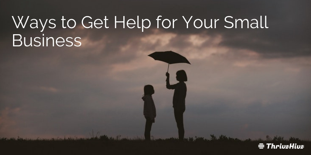 Ways to Get Help for Your Small Business