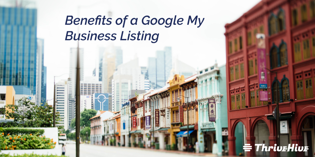 Benefits of a Google My Business Listing