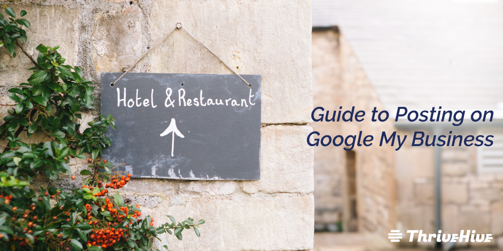 Guide to Posting on Google My Business