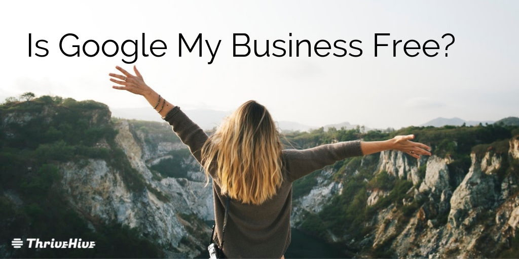 Is Google My Business Free